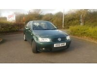 VOLKSWAGE POLO SE 1.4 AUTOMATIC ((SPARE REPAIR )) £400