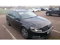 Volkswagen VW Passat Estate Sport Automatic. SAT NAV. Park Aid. Private Plate. Hands Free Blutooth