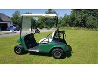 EZ-GO Golf Car