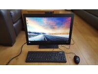Acer Veriton Z4820G Core i5-6400 4GB 500GB DVD-RW 23.8 Inch Windows 7 Professional All In One