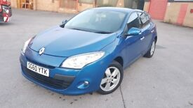 CHEAP Renault MEGANE TOM TOM 1.5 Diesel SAT NAV BLUETOOTH 2 KEYS