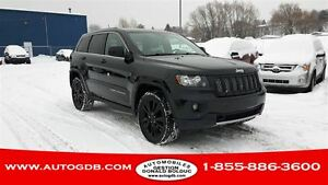 2012 Jeep Grand Cherokee Laredo x édition altitude limited 4WD N