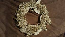 Marks and Spencer Christmas wreath
