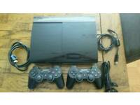 Ps3 extra slim 160gb