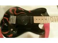 Child's electric guitar 3/4 size