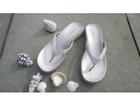 Corelli beaded sandals