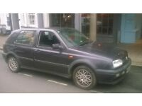 VolksWagen Golf VR6 auto 2.8 V6