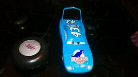 Disney cars remote control car