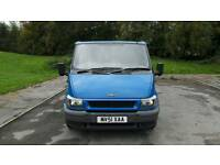 For sale ford transit 2.0td full servis history. Now m.o.t!!