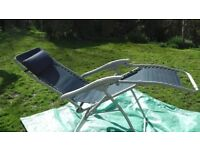 Reclining Camping Chairs