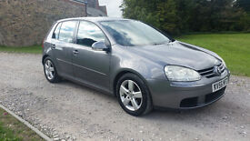 [SOLD] VOLKSWAGEN GOLF 1.9 TDI SPORT 2006 - FAULTLESS SERVICE HISTORY - [SOLD]