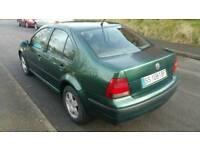 VW Bora 1.9TDI 2000 LHD