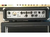Ashdown 300 Watt Toneman MAG III Evo Bass Head
