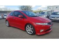 HONDA CIVIC 2.0 TYPE-R GT I VTEC 6 SPEED 3 DOOR 2007 / ONLY DONE 82K MILES / ...
