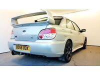 2006   Subaru Impreza WRX 2.5 STI   Manual   Petrol   10 Months MOT   Service History   HPI Clear