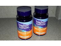 Higher Nature Serotone 5HT 2 x 100mg