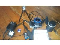 Olympus EPL1 SLR Compact Plus EXTRAS!