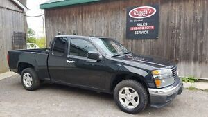 2010 GMC Canyon SLE w/1SD 4cyl, Alloys, A/C, Automatic, BackRack
