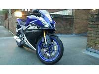 2015 Yamaha YZF R125 ABS Model Low Miles