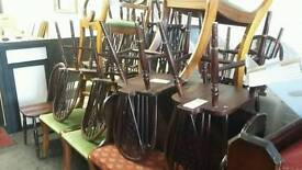 Shabby Chic Project Chairs