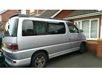 8 seater van / camper for sale