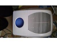 Simple Value 10 Litre Dehumidifier ARGOS FAULTY