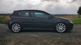 Immaculate 55 plate vw golf gti turbo dsg remapped approx 270 280 +. may swap px cash either way