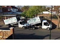 Rubbish , Waste removal 12 cubic yards tipper