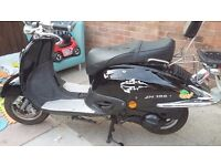 ZN125 Retro Rider 58 Plate