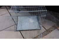 Dog cage to suit small to medium pet