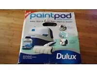 Deluxe paint pod