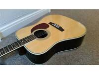 Peerless Acoustic guitar pd65 *** trades ***
