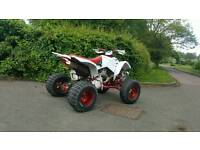 Road legal 450cc quad bike ( might px recovery truck and cash my way)