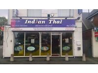 60k Unlicensed Restaurant & takeaway lease for sale in B-ham Perry Barr/Great Barr Walsall rd b42
