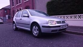VOLKSWAGON VW GOLF 1.4 MATCH 5DR-GOOD SPEC-METALLIC SILVER-LOW INS-ELEC WINDOWS/MIRRORS
