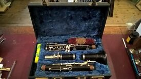Boosey & Hawkes Bb Edgware Clarinets. £175 each or best offer. Also others: £60 - £150 or best offer