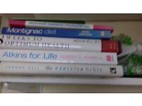 5 diet books