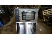 Bakery equipment. Mono bake off oven.