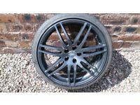 """Audi A3 sportback 19"""" alloy"""