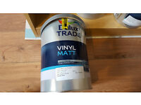 Dulux Trade Paint - 5L - Lemon Tropics - UNOPENED! - Vinyl Matt
