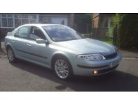 RENAULT LAGUNA DYNAMIQUE LOW MILES VERY CLEAN CHEAP CAR ASTRA FOCUS MEGANE PART EXCHANGE WELCOME