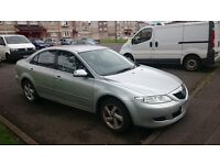 FOR SALE MAZDA 6 -2005 YEAR ONLY 102000MILE FOR 595f JUST COME AND TEST DRIVE