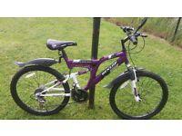24 Inch Mountain Bike Junior