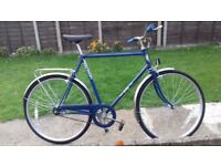 """MENS GENTS ADULTS FALCON CITY 26"""" WHEEL 23"""" FRAME 3 SPEED BIKE BICYCLE"""