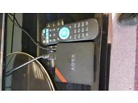 A95x android box fully loaded