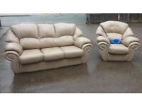 three seater and sofa great condition can deliver
