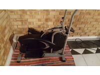 Body sculpture cross trainer works fine needs a new home