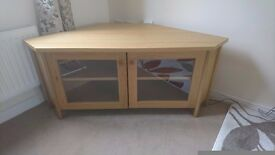 Corner TV unit. In great condition.