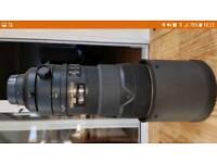 Nikon 300mm f2.8 VR2