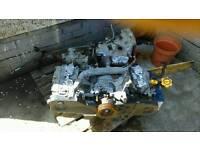 Subaru impreza engine and gearbox